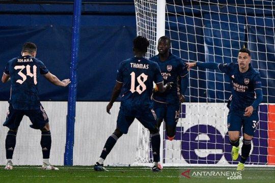 Arsenal percaya diri bawa pulang gol tandang dari Villarreal