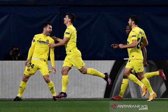 Villarreal-nya Unai Emery menangi leg pertama kontra Arsenal