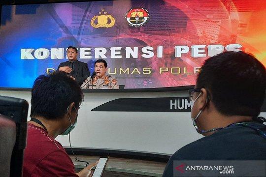 Polri jelaskan alasan Munarman tak bisa dijenguk pengacara