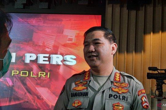 Polri terus dalami keterlibatan Munarman dalam terorisme