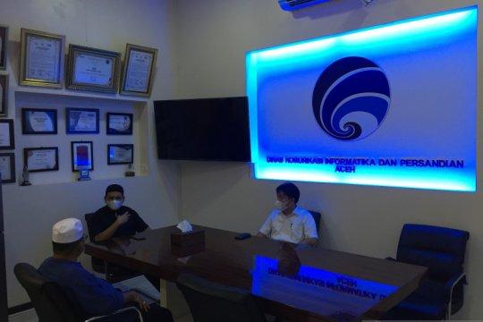 "Diskominsa Aceh minta kabupaten segera kirim data area ""blank spot"""