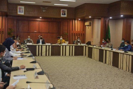 Pemerintah Aceh minta dukungan Baleg DPR perpanjang otsus