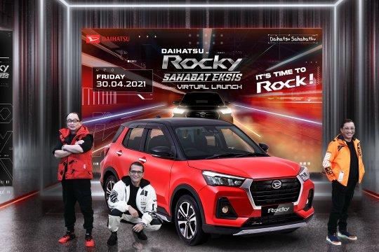 Spesifikasi singkat Daihatsu Rocky 1.0 l Turbocharge