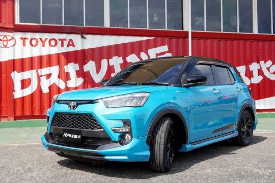 Toyota ungkap alasan memboyong Raize ke Indonesia