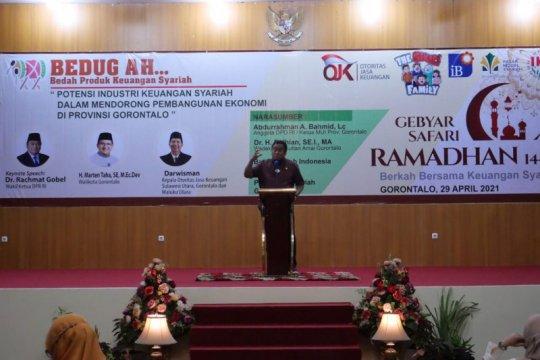 Rachmat Gobel bakal bikin kawasan ekonomi halal di Gorontalo