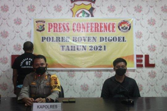 ASN korupsi insentif guru SD terpencil di Boven Digoel Rp 1,5 miliar