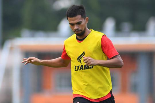 Wiranto siap buktikan diri dalam kompetisi Liga 1