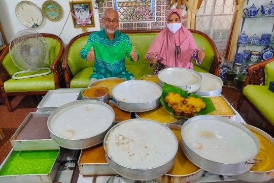 """Wadai ceper"" Banjar, khazanah penganan Ramadhan dari dapur Bu Hj Atus"