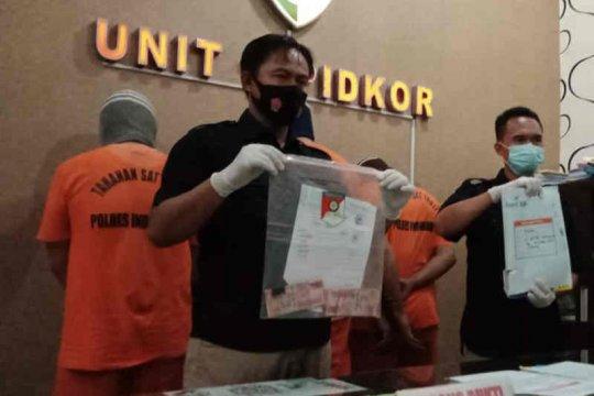 Polres Indramayu bongkar kasus korupsi BJB Rp600 juta