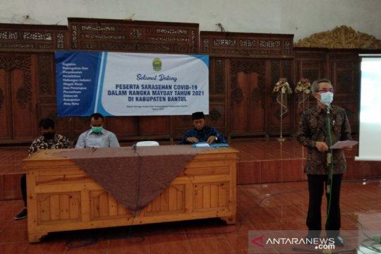 Pemkab Bantul pererat hubungan pengusaha-pekerja peringati May Day