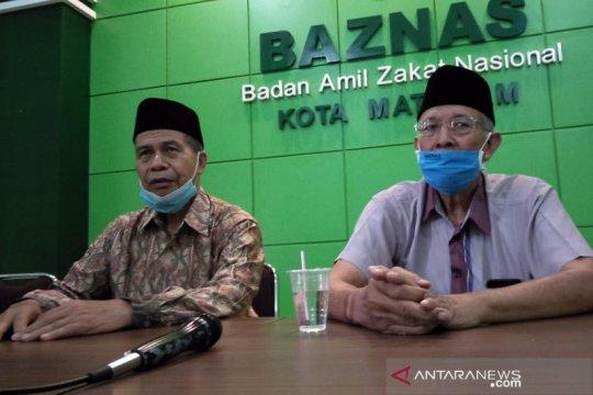 Untuk santunan Ramadhan, Baznas Mataram alokasikan Rp2 miliar lebih