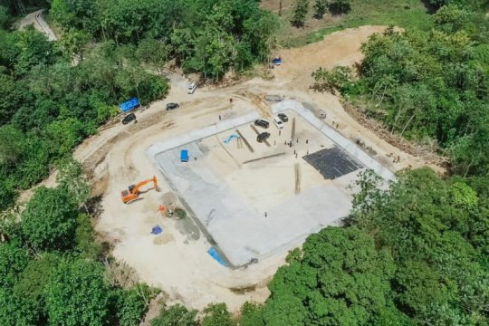 DPRD Sulsel menelusuri penyimpangan proyek Bendungan Lalengrie Bone