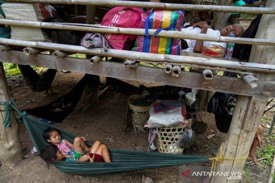 Thailand tangkap sejumlah wartawan, pegiat asal Myanmar