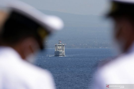 Angkatan Laut China akan bantu evakuasi KRI Nanggala-402