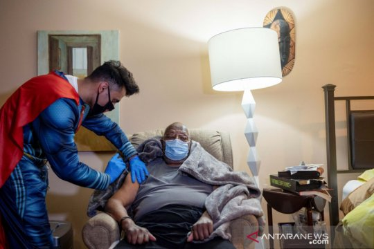 Varian Delta picu kenaikan kasus, kematian COVID-19 di AS