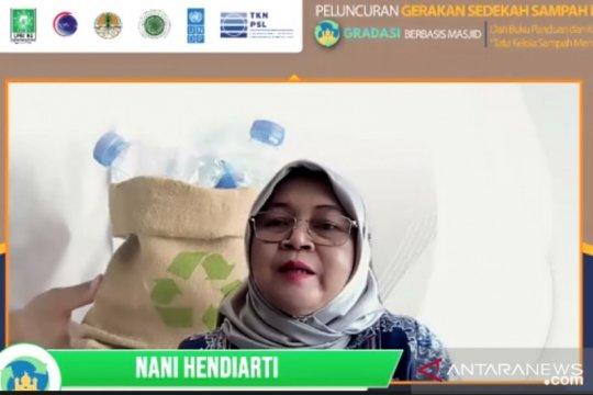 TKN PSL dan MUI inisiasi Gerakan Sedekah Sampah Indonesia