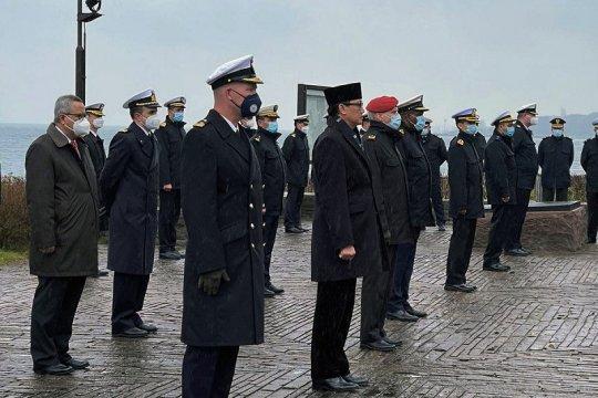 Asosiasi awak kapal selam Jerman berduka bagi kru KRI Nanggala 402