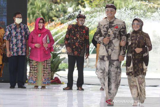 Peringatan Hari Kartini di Balai Kota Surabaya