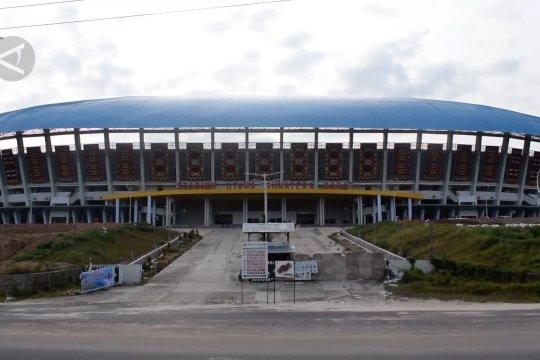 Ke Sumbar, Menteri PPN kunjungi Stadion Utama & Flyover Sitinjau