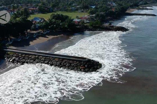 Sumbar perlu Perda Ekosistem Laut untuk atasi ancaman abrasi