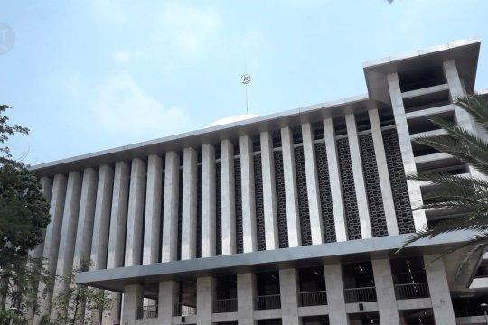 Begini persiapan Masjid Istiqlal jelang Ramadhan