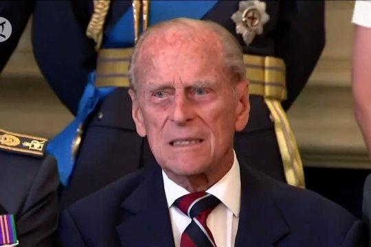 Biografi Mendiang Pangeran Philip