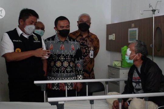 Gubernur Sumsel ingin operasi katarak gratis bisa sampai ke desa