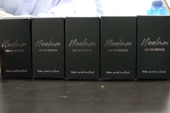 Parfum nilam karya mahasiswa USK siap tembus mancanegara