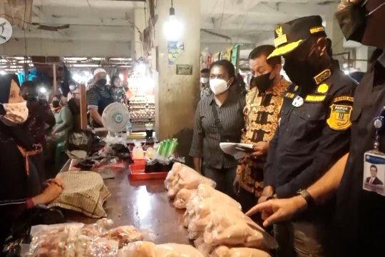 Pemkot Jayapura sidak bahan pokok, agar harga stabil