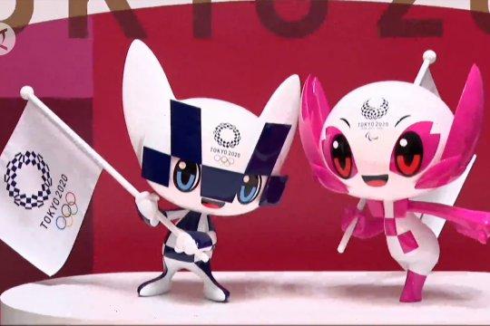 Tokyo peringati 100 hari jelang gelaran Olimpiade