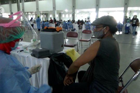 Vaksinasi COVID-19 bagi pelaku industri film di Yogyakarta