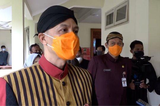 Ganjar Pranowo ajak lawan teror dengan visualisasi kerukunan
