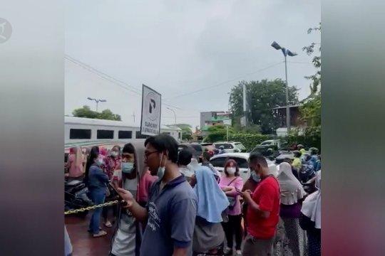 Gempa magnitudo 6,7 dirasakan warga Surabaya