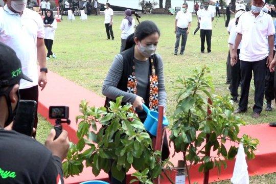 Ketua DPR: Jangan sekedar tanam tapi rawat pohon