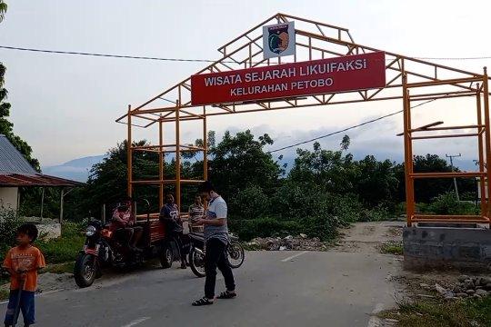 Lokasi likuefaksi di Palu mulai dibangun jadi wisata sejarah bencana