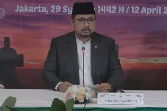 Pemerintah tetapkan 1 Ramadhan pada 13 April