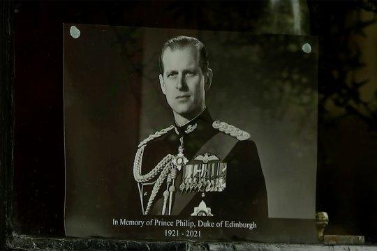 Persiapan pemakaman Pangeran Philip dimulai