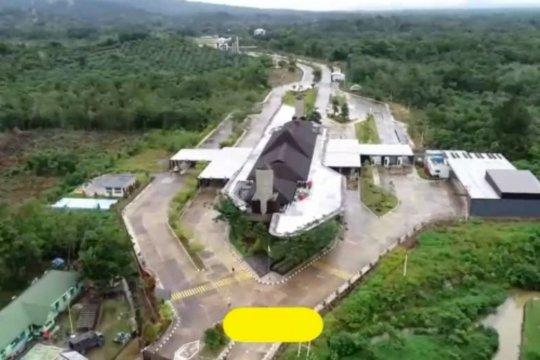 PLBN Aruk dibangun dengan aset pusat dan daerah