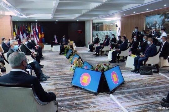 Presiden Jokowi minta militer Myanmar penuhi 3 komitmen