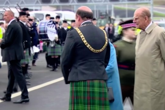 Istana Buckingham rilis rencana pemakaman Pangeran Philip
