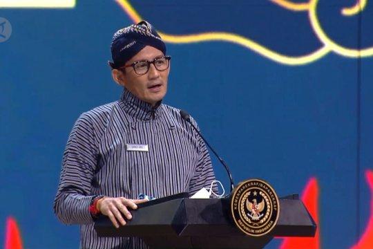 Kemenparekraf luncurkan Kharisma Event Nusantara