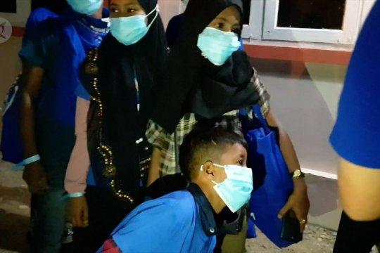 Pengungsi Rohingya gelombang dua berangkat ke Medan