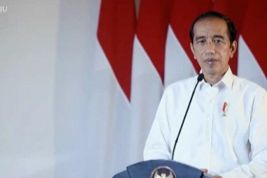Presiden minta upaya optimal pencarian KRI Nanggala 402