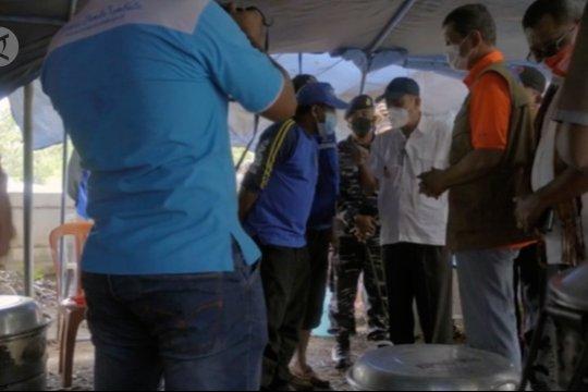 Siasat BNPB cegah penularan COVID-19 di pengungsian