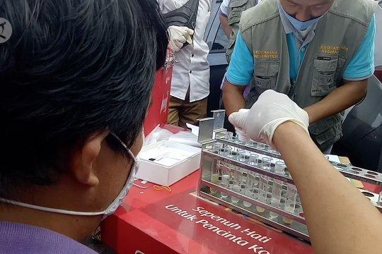 Uji sampling di Tangerang,  41 produk terindikasi tidak aman konsumsi