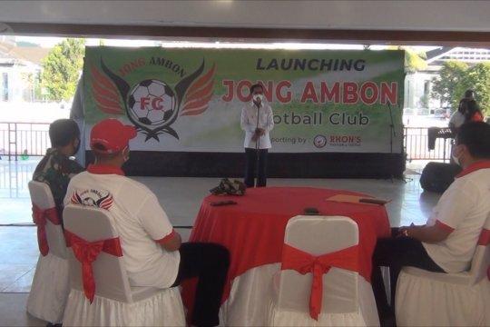 Jong Ambon FCdiharap bisa bangkitkan sepak bola di Ambon