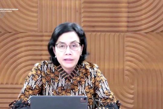 Sri Mulyani: THR akan cair H-10 Lebaran