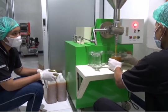 Demi Swasembada, Menkop-UKM dukung gula cair di Klaten
