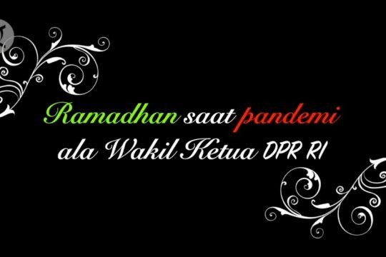 Ramadhan di tengah pandemi ala Wakil Ketua DPR Azis Syamsuddin
