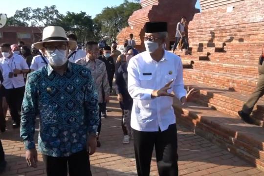 Ridwan Kamil nilai potensi pariwisata Cirebon saingi Bandung